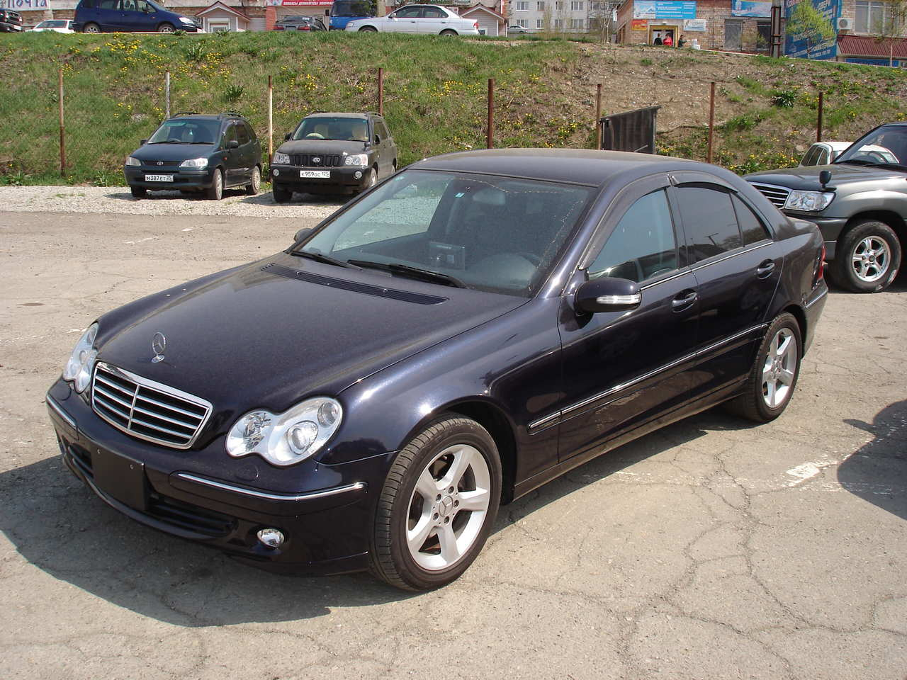 2006 mercedes benz c class image 15 for Mercedes benz c300 2006