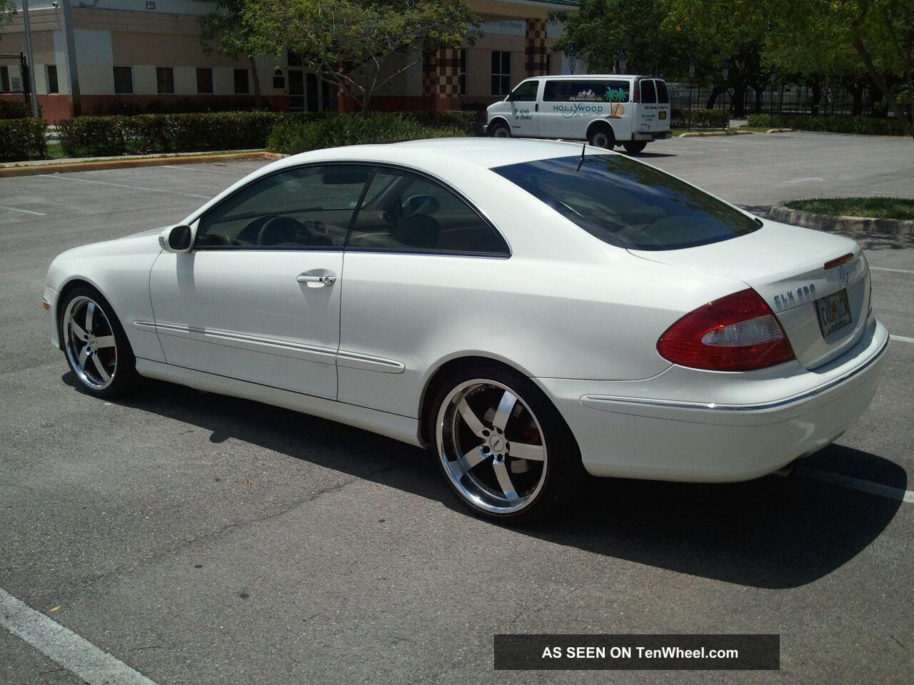 Mercedes Benz A Class >> 2006 MERCEDES-BENZ CLK-CLASS - Image #14