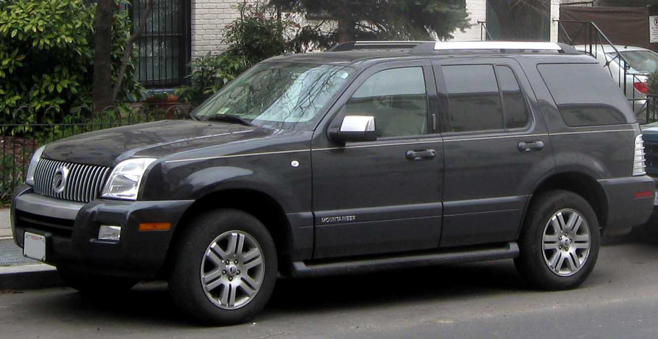 Mercury Mountaineer #16