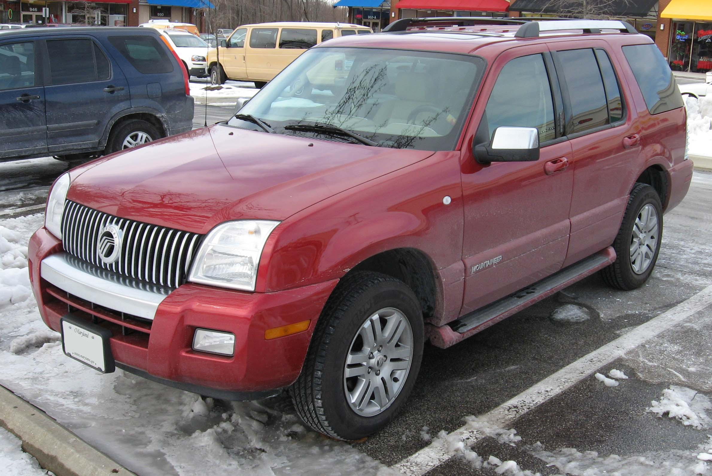 Mercury Mountaineer #14