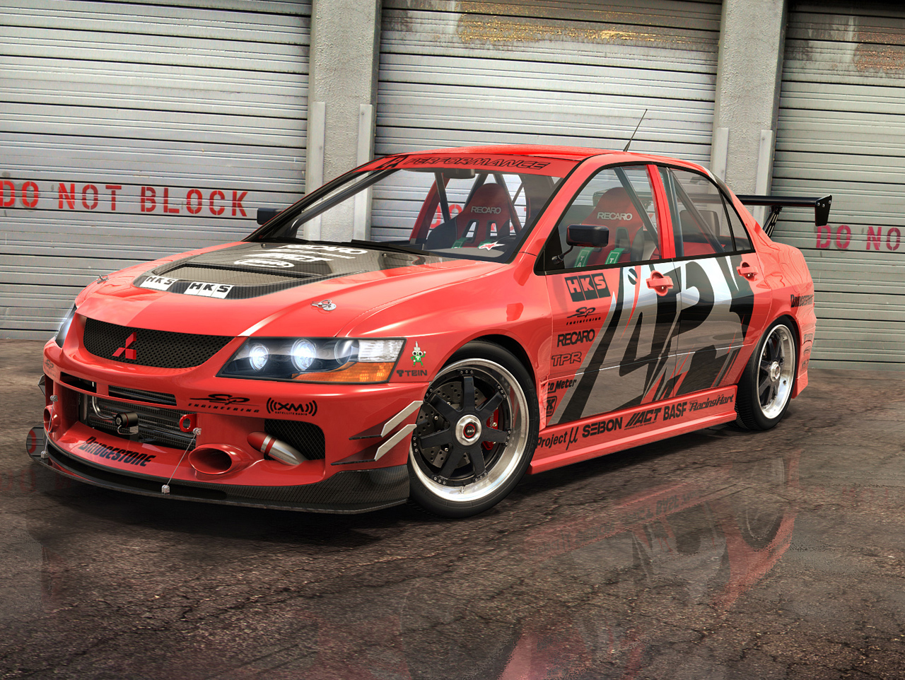 Superb 2006 MITSUBISHI LANCER EVOLUTION   Image #16