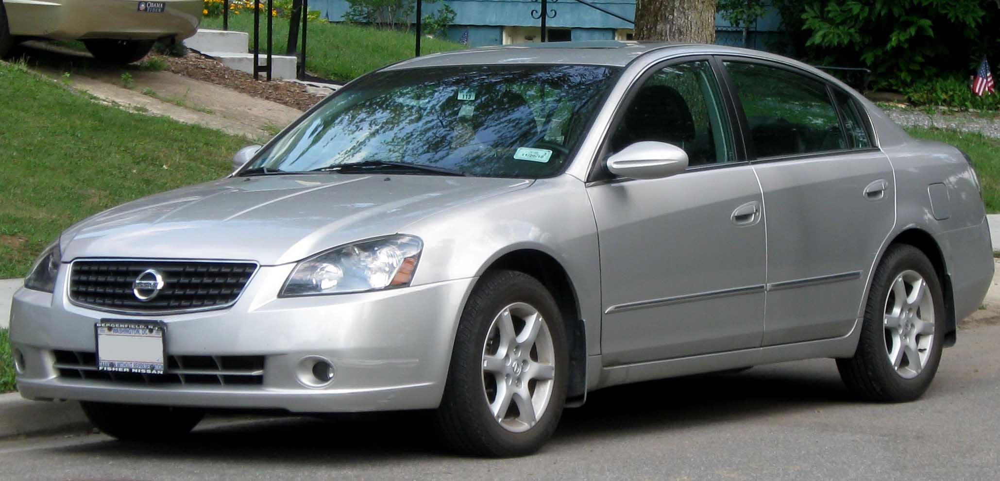2006 nissan altima information and photos zombiedrive 2006 nissan altima 20 nissan altima 20 vanachro Choice Image