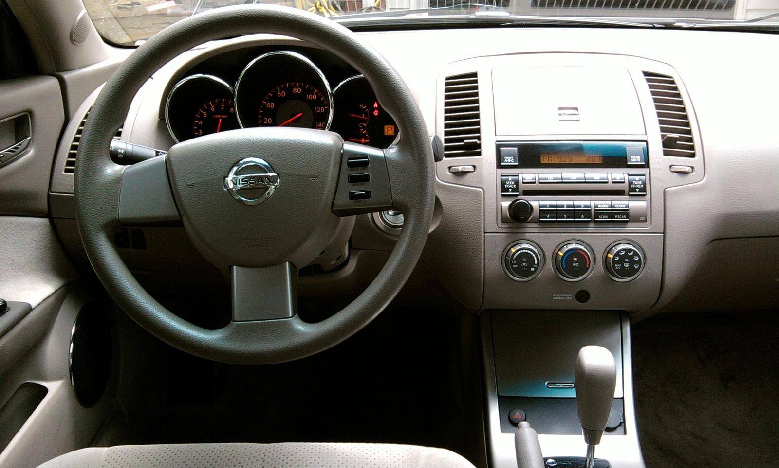 2006 Nissan Altima Image 17