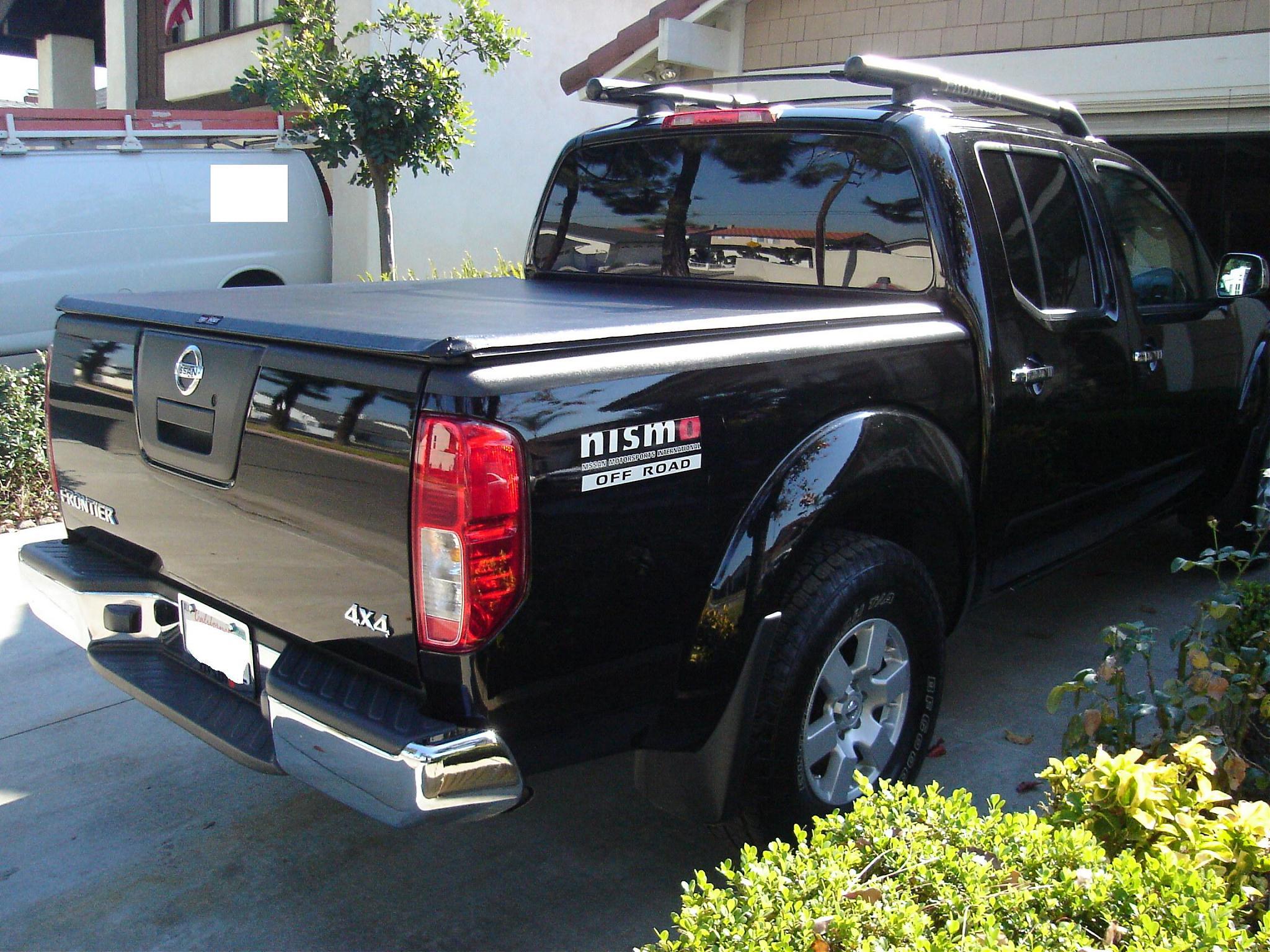 2006 Nissan Frontier Image 17