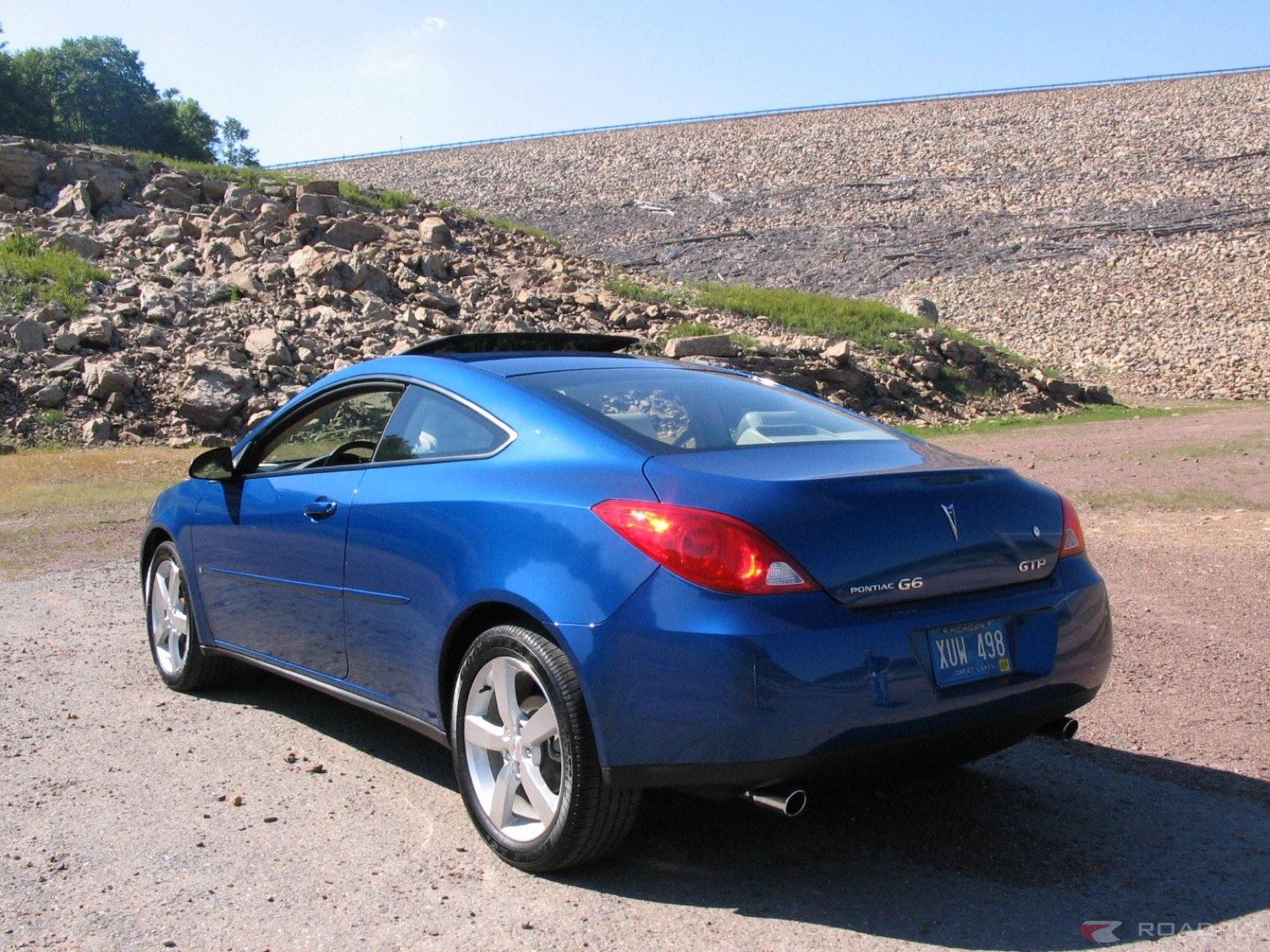 2006 Pontiac G6 Image 14