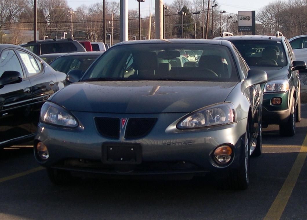 2006 Pontiac Grand Prix Image 13