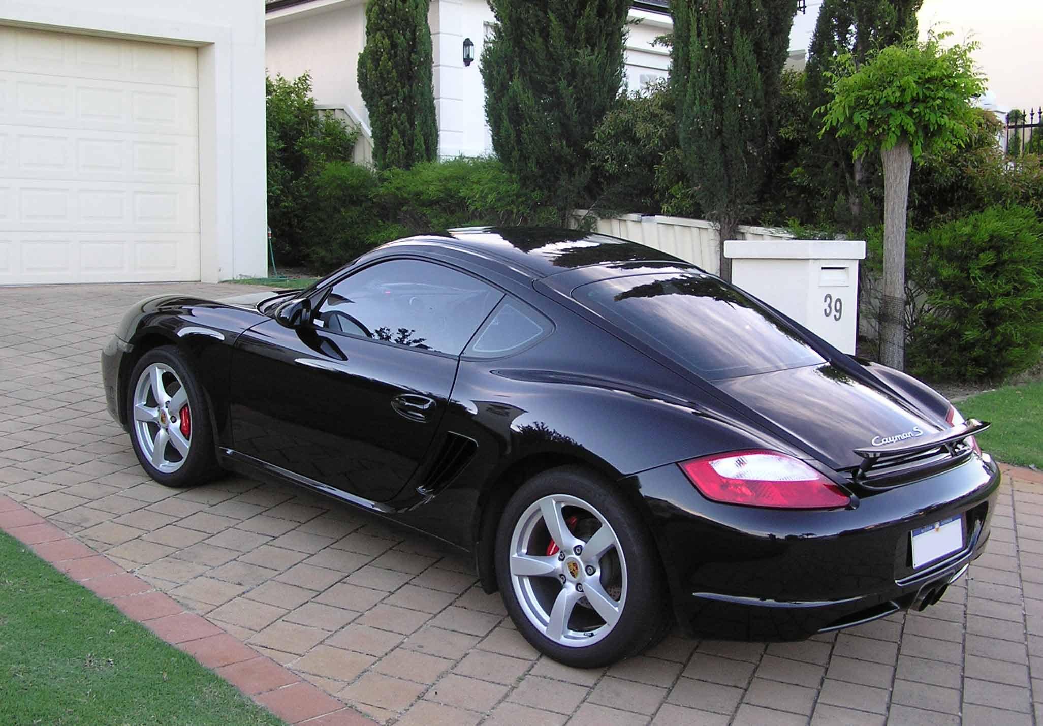 Corvette M3 Porsche Or S2000