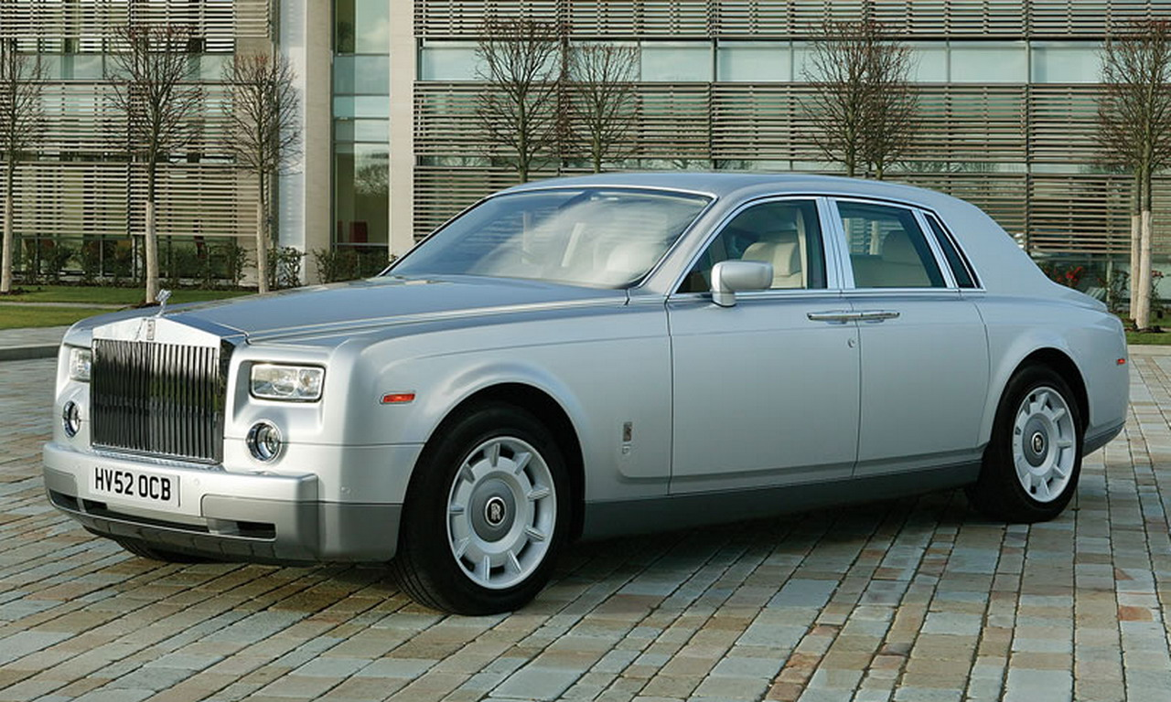 Rolls-Royce Phantom #14