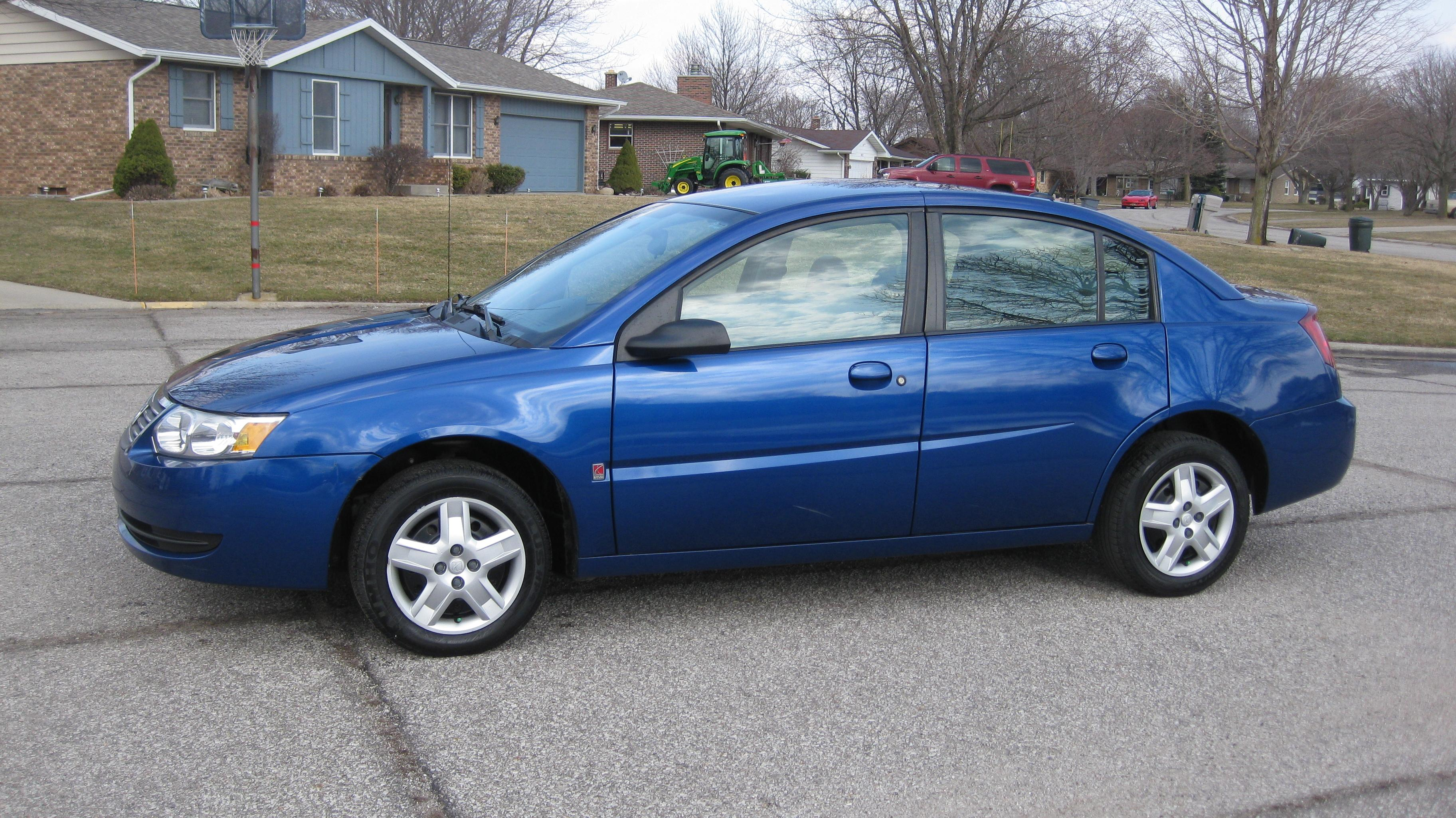 2006 saturn ion coupe mpg