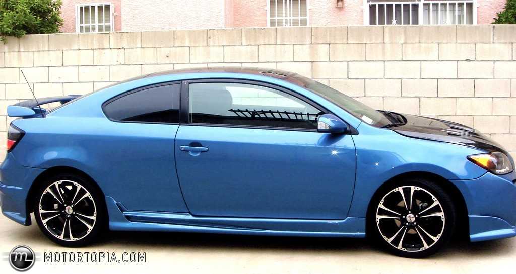 2006 Scion TC #15 Scion TC #15