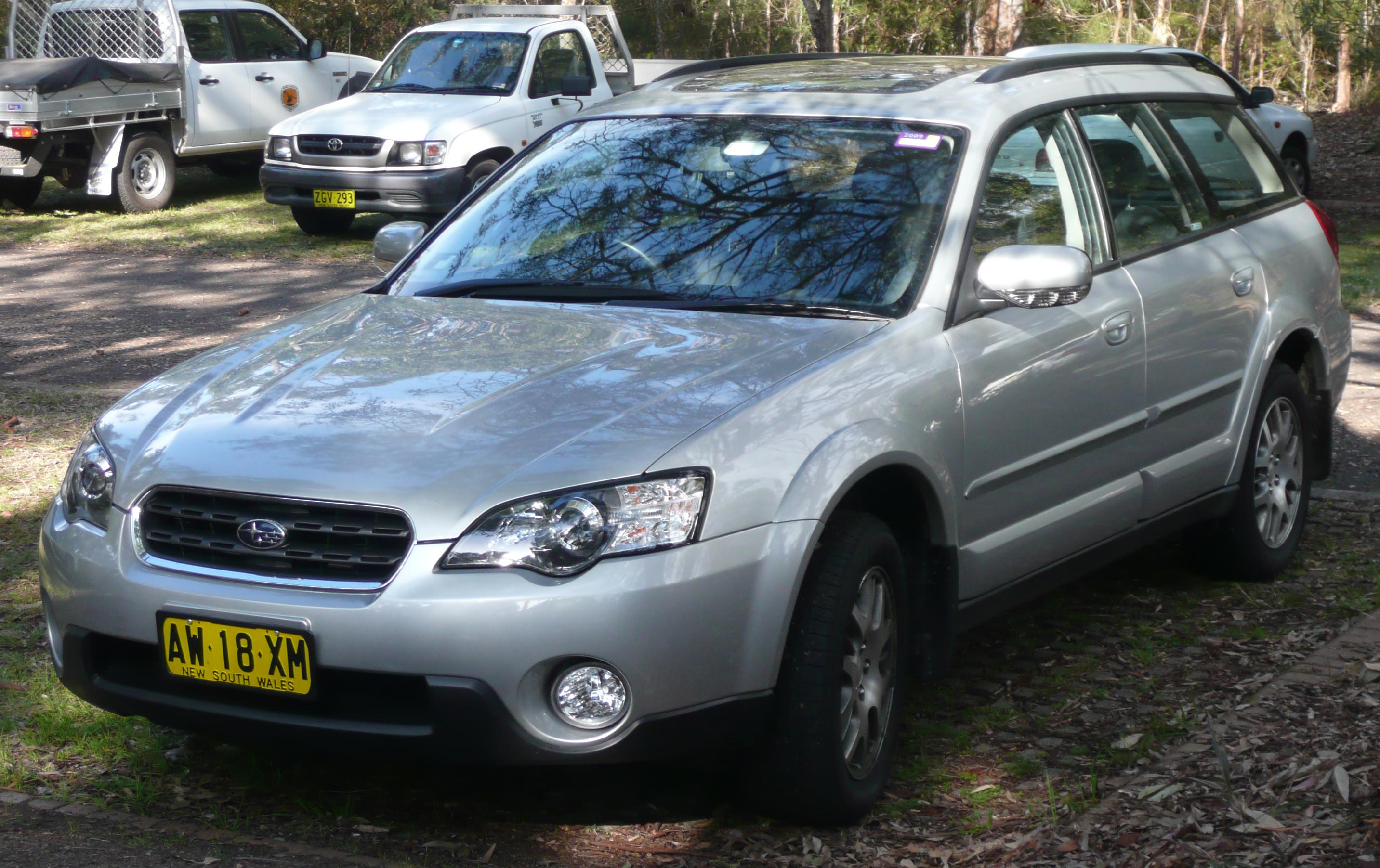 2006 subaru outback information and photos zombiedrive 2006 subaru outback 11 subaru outback 11 vanachro Image collections
