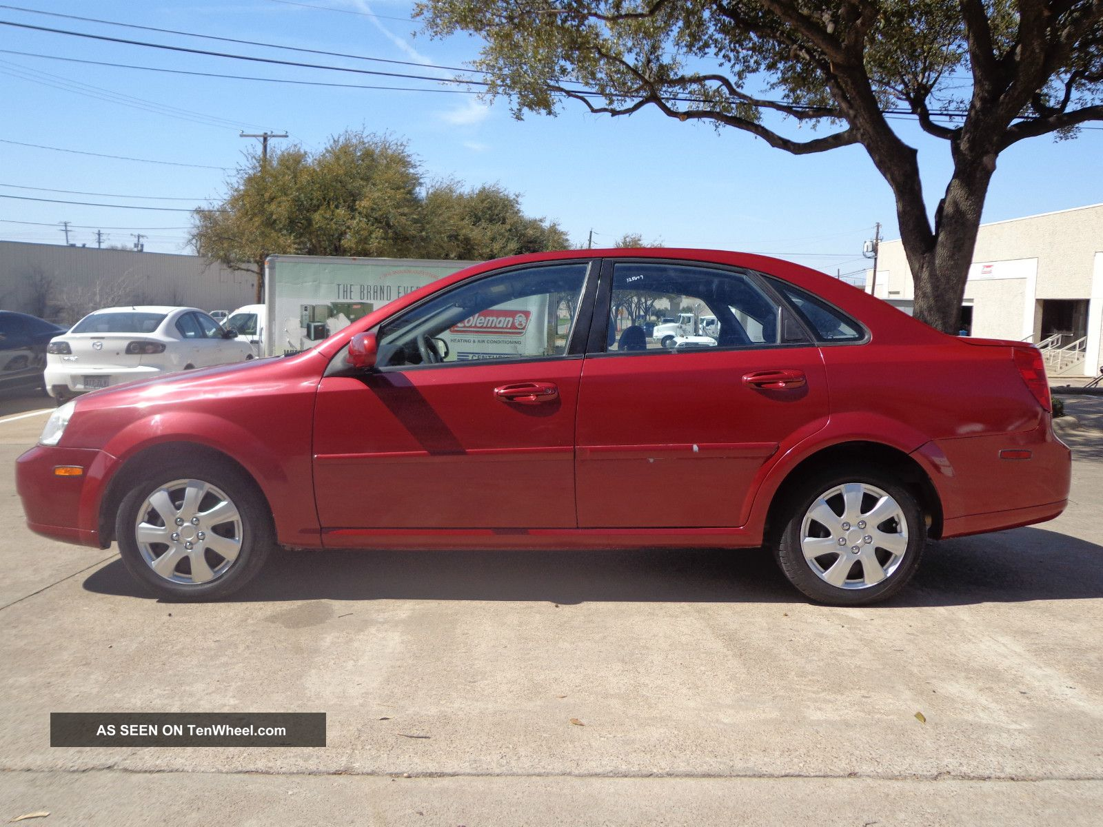 2006 suzuki forenza information and photos zombiedrive