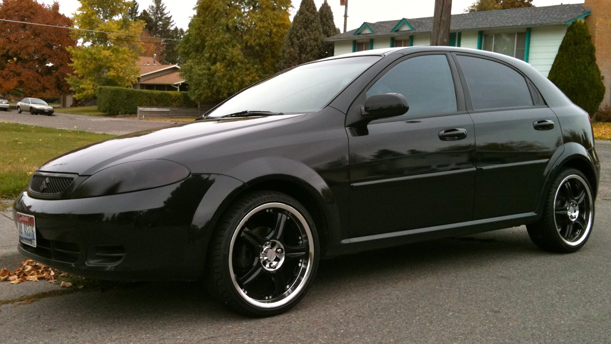 Suzuki Reno Black