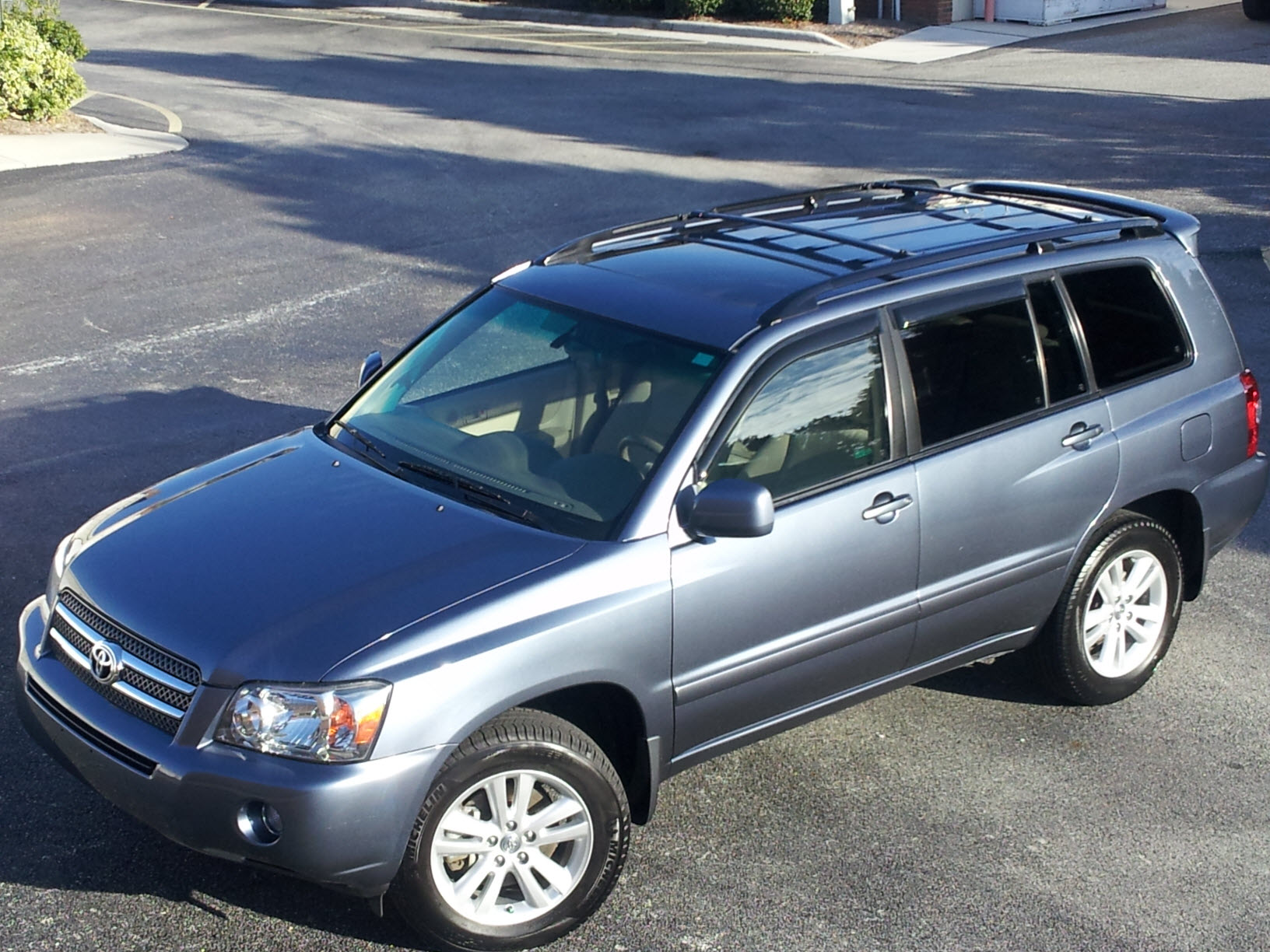 2006 toyota highlander information and photos zombiedrive