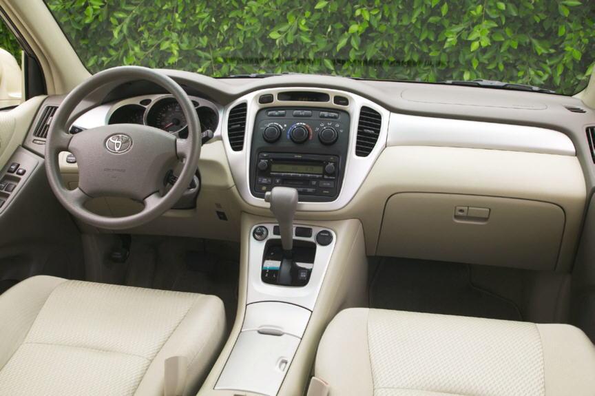 2006 Toyota Highlander Hybrid 30