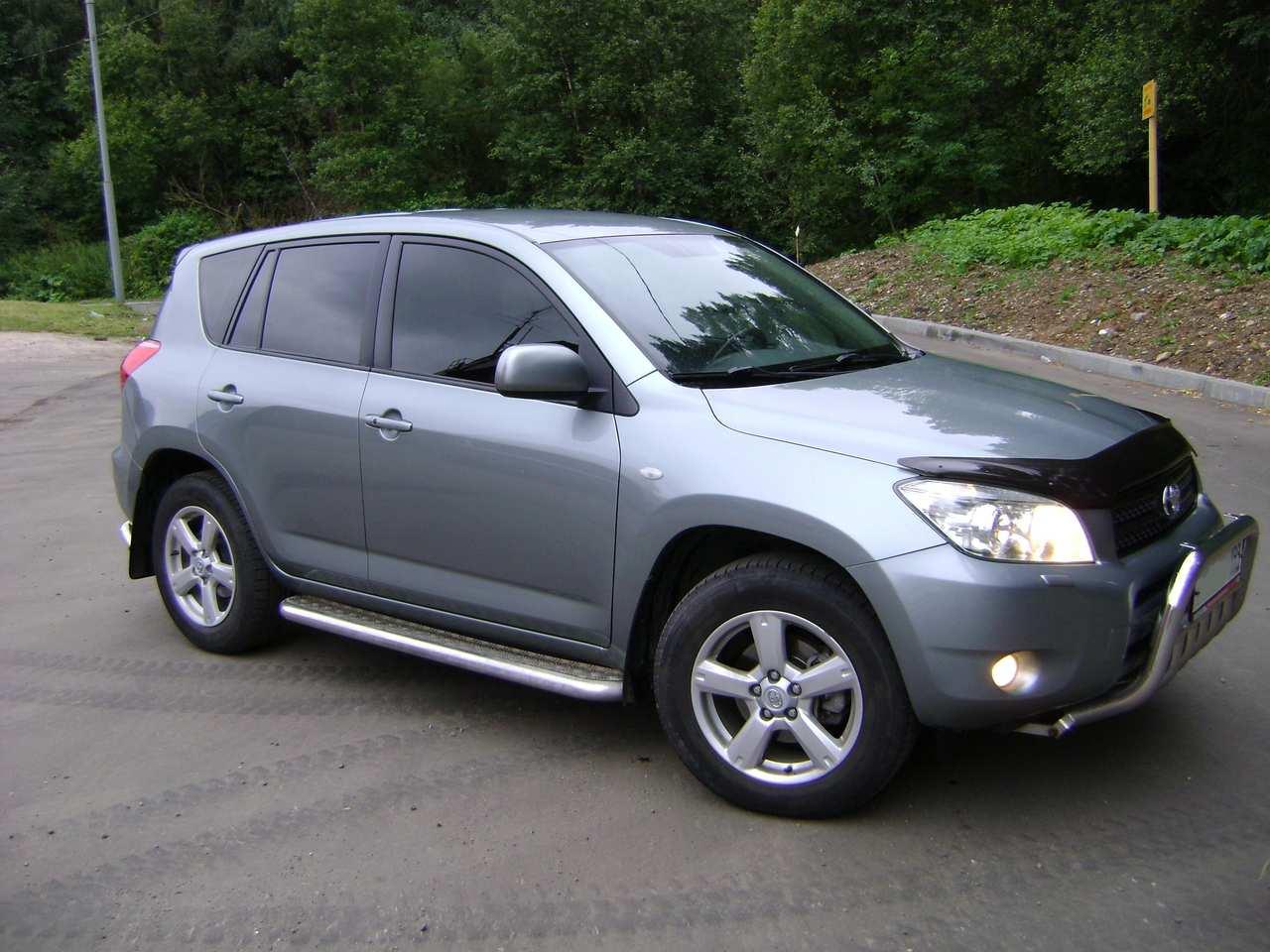 Toyota RAV Information And Photos ZombieDrive - 2006 rav4