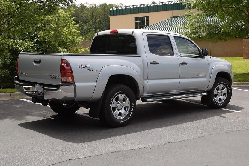 2006 Toyota Tacoma #15 Toyota Tacoma #15