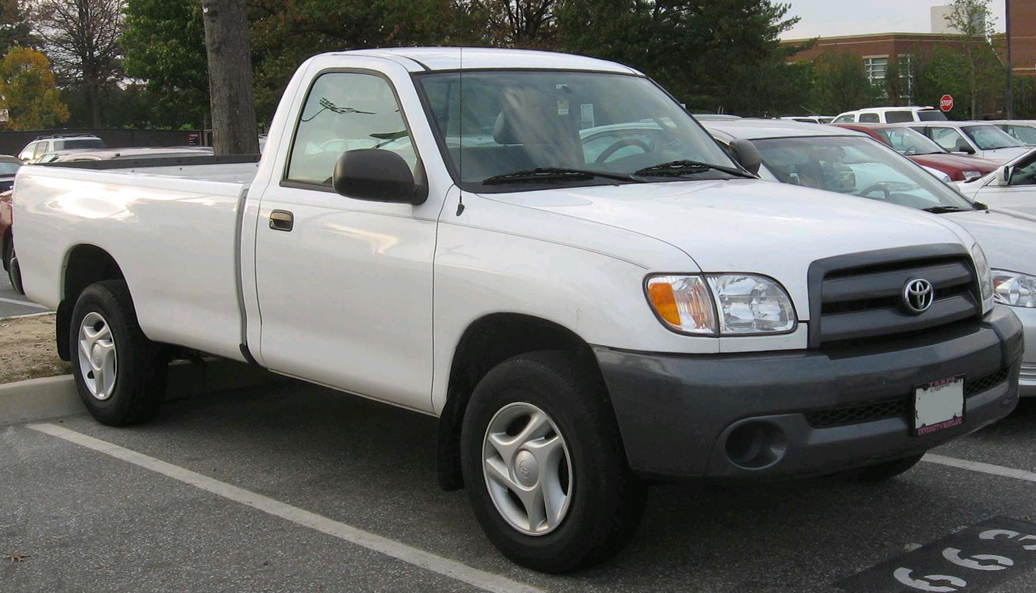 2006 Toyota Tundra Information and photos ZombieDrive