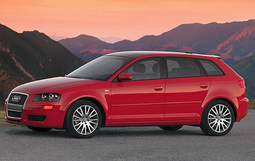 2006 Audi A3 Image 2