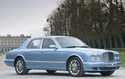 2006 Bentley Arnage R Cen interior #1