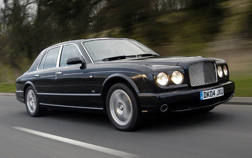 2006 Bentley Arnage R Cen interior #4