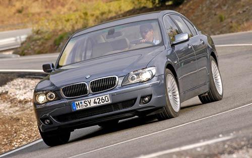 2006 Bmw 750i >> 2006 BMW 7 SERIES - Image #2