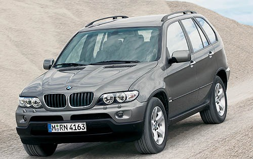 2006 BMW X5 4.8is Interio interior #5