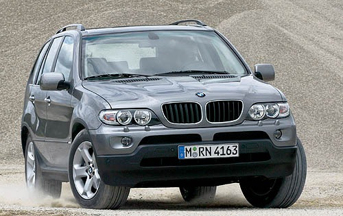 2006 BMW X5 4.8is Interio interior #3