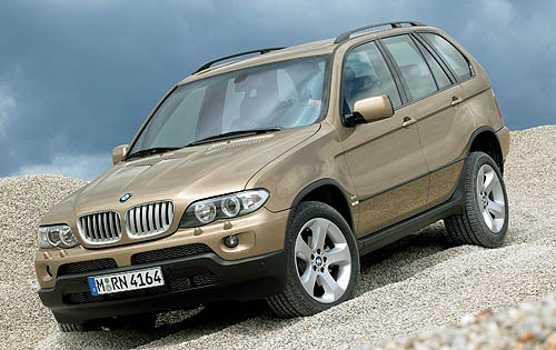 2006 BMW X5 4.8is Interio interior #1