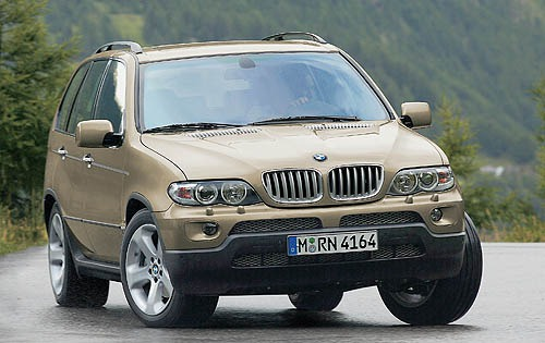 2006 BMW X5 4.8is Interio interior #4