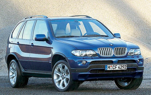 2006 BMW X5 4.8is Interio interior #2