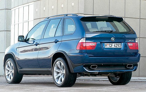 2006 BMW X5 4.8is Interio interior #8