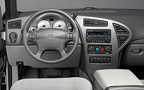 2006 Buick Rendezvous CX  interior #6