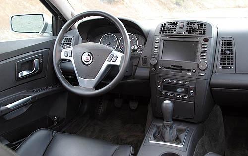 Cadillac Cts V Sedan Base I Oem
