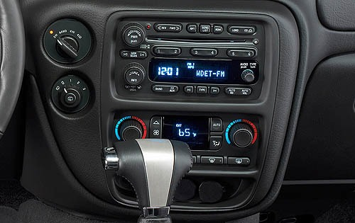 2006 Chevrolet TrailBlaze interior #9