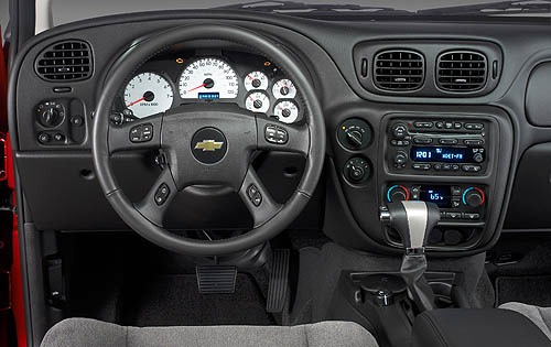 2006 Chevrolet TrailBlaze interior #5