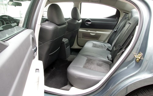 2006 Dodge Charger RT Int interior #7