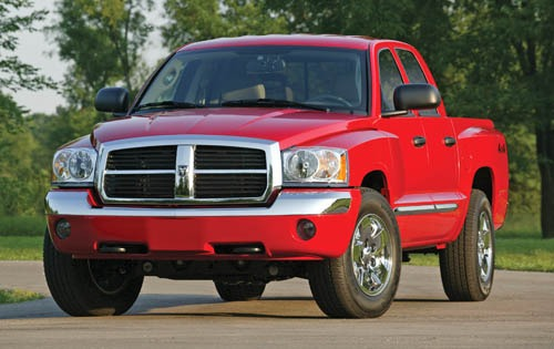 2006 Dodge Dakota Laramie exterior #8