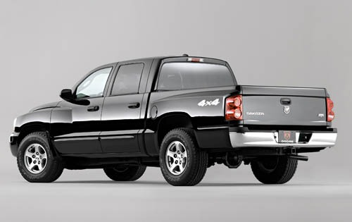 2006 Dodge Dakota Laramie exterior #7