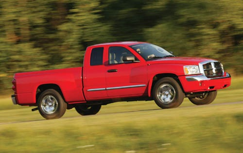 2006 Dodge Dakota Laramie exterior #4