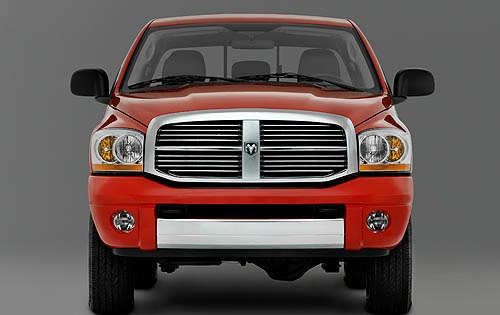 2006 Dodge Ram Pickup 250 interior #8