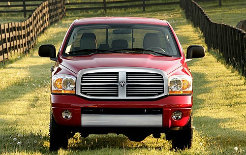 2006 Dodge Ram Pickup 250 interior #10
