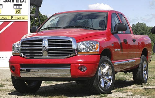 2006 Dodge Ram Pickup 250 interior #2