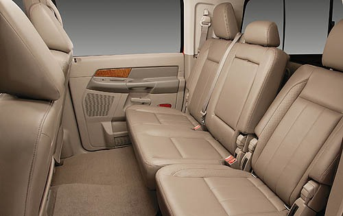 2006 Dodge Ram Pickup 250 interior #12
