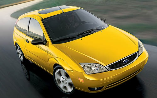 2007 Ford Focus ZX3 SES 2 exterior #12