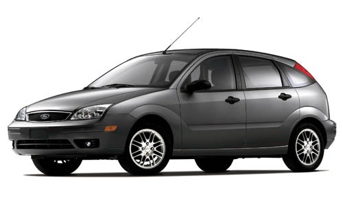 2007 Ford Focus ZX3 SES 2 exterior #8