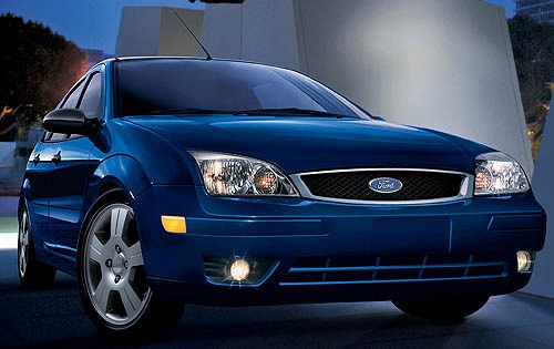 2007 Ford Focus ZX3 SES 2 exterior #10