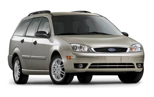 2007 Ford Focus ZX3 SES 2 exterior #6