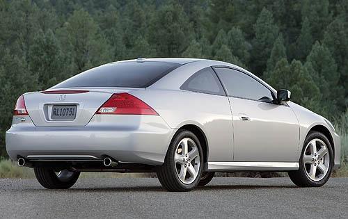 Honda Accord V >> 2006 HONDA ACCORD - Image #8
