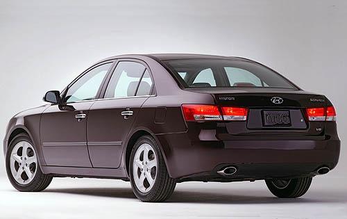 Hyundai Sonata Gls >> 2006 HYUNDAI SONATA - Image #5